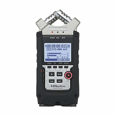ZOOM H4nPro H4n Pro Linear PCM IC Digital Handy Recorder 100% Genuine Product • 230.91£