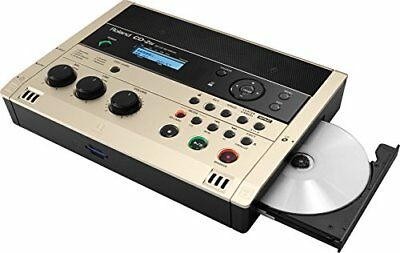 Roland SD CD Recorder CD-2u From Japan F/S • 630.84£