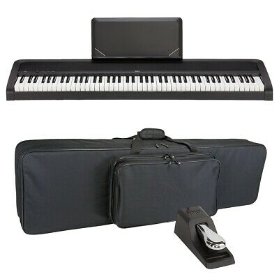 Korg B2N Digital Piano - Black CARRY BAG KIT • 339.64£