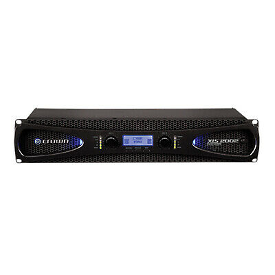 Crown XLS DriveCore Stereo Slave Amplifier (Model XLS2002 Power RMS (W) @ 4 Ohms • 692.55£