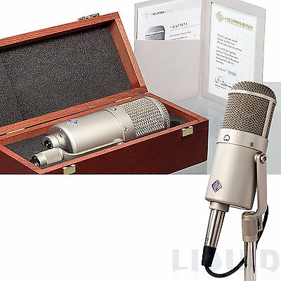 Neumann U47 FET Collector's Edition Large-diaphragm Condenser Mic + EXTRAS 2DAY! • 3,066.78£