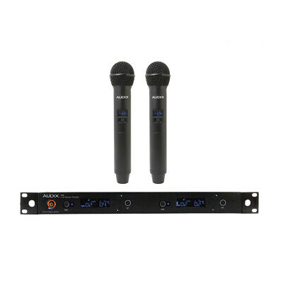 Audix  AP42 Dual Channel Wireless System R42 Diversity Receiver - Choose Your... • 698.33£
