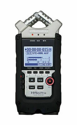 Zoom H4n Pro - UK Black Edition - Handy Recorder • 220£