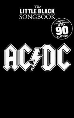 The Little Black Songbook Ac/Dc Lc • 13.58£