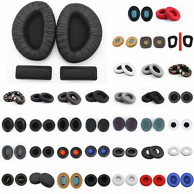 1 Pair Replacement Earpad Earmuff Cushion For Beats/Bose QC15/Sony MDR-V700DJ UK • 3.59£