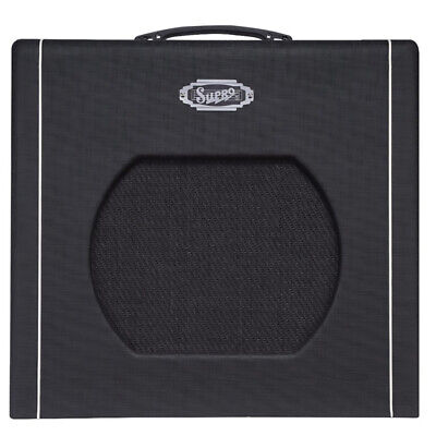 Supro 1808 Blues King 8 Guitar Amp Combo Amplifier, 1w, 1x8'', 12AU7 Power Tube • 312.62£