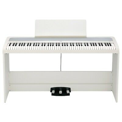 Korg B2SP Digital Piano With Stand - White • 456.53£