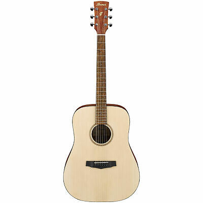 Ibanez PF10-OPN - Open Pore Natural Finish Acoustic Guitar • 361.10£