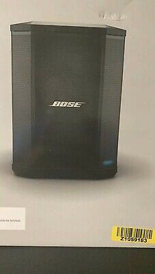 Bose S1 Pro System Bluetooth PA Speaker - Battery Included (NIB) • 381.49£