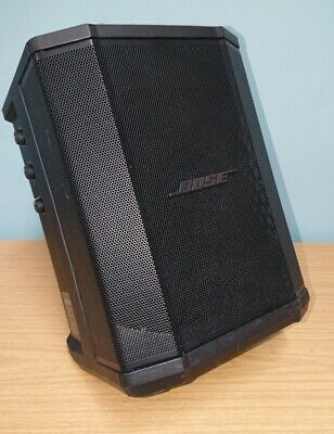 Bose S1 Pro Compact PA System W/ Rechargable Battery • 395£