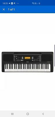 Yamaha PSR-E363 Digital Keyboard New Boxed • 179£