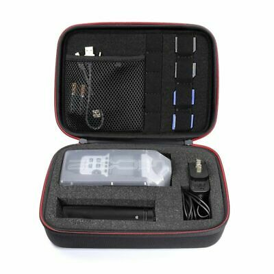 Portable Storage Case Bag For ZOOM H1 H2n H4n H5 H6 F8 Q8 Handy Music Recorder • 14.98£