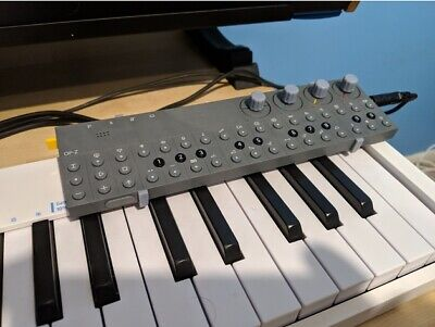 [FREE SHIPPING] OP-Z For Arturia Keystep In BLACK Colour • 35£