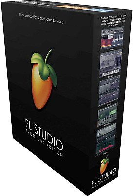 Image Line FL Studio 20 Producer Edition • 171.85£