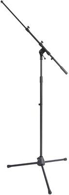 On Stage Stands MS7701TB Telescoping Euro Boom Mic Stand - Black • 34.47£