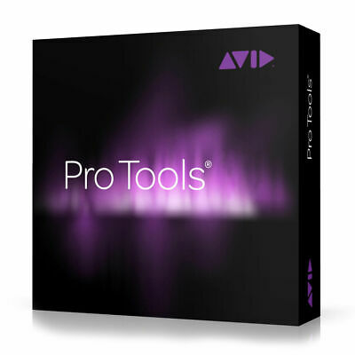 AVID Pro Tools Annual Upgrade Plan Reinstatement Incl. 1 Year Updates & Support • 285£