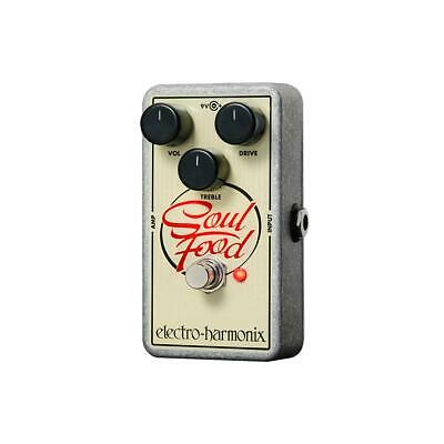 Electro-Harmonix Soul Food Distortion/Overdrive Pedal • 109.50£