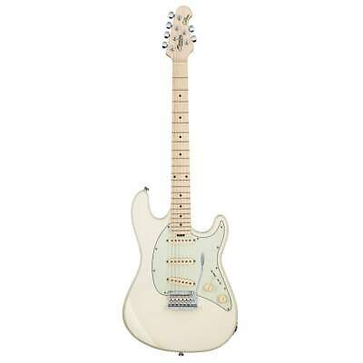 Sterling by Music Man Cutlass Electric Guitar - Olympic White