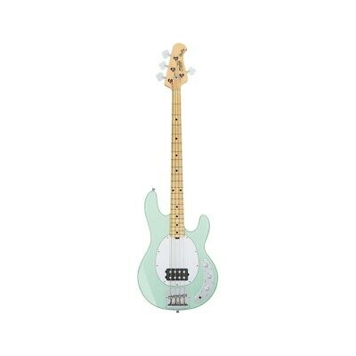 Sterling by Music Man RAY4-MG-M1 StingRay in Mint Green Bass Guitar