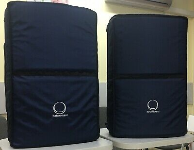 A Pair Of Work Covers On The Turbosound Milan M15 • 120.33£