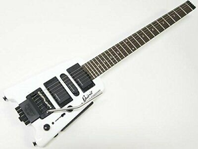 Spirit By STEINBERGER GT-PRO Deluxe White Electric Guitar • 438.28£