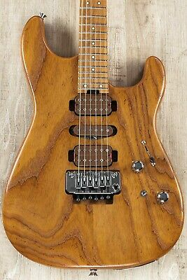 Charvel Guthrie Govan HSH Caramelized Ash Signature Guitar, Roasted Flame Maple  • 2,671.19£