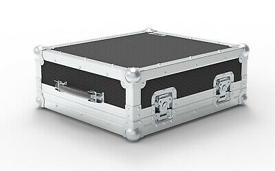 Dynacord PowerMate 600-3 Mixer Flight Case With Removable Lid - Built In The UK • 225£