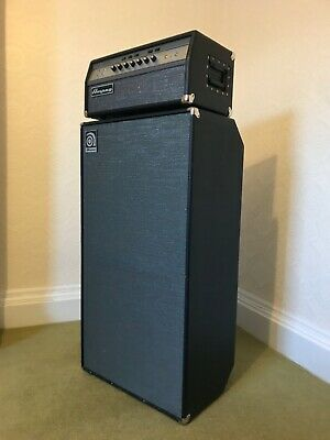 Ampeg Svt-vr 300w Bass Amplifier & Cab • 1,699£
