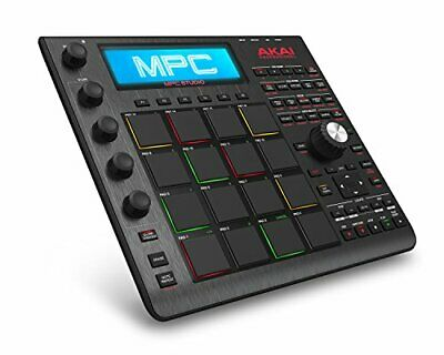 Akai Professional Music Production System With 7Gb Sound Source Mpc Studio Black • 406.91£