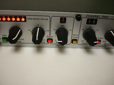 DBX 166XS Dual Compressor ,limiter, Gate, With Owners Manual • 109.31£