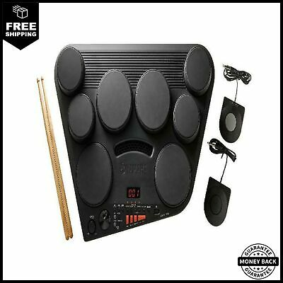 Yamaha DD75 Portable Digital Drums With 2 Pedals And Drumsticks Power Adapter  • 221.78£