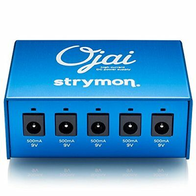 strymon Ojai Compact High Current DC Pedal Power Supply Guitar Effect pedal New