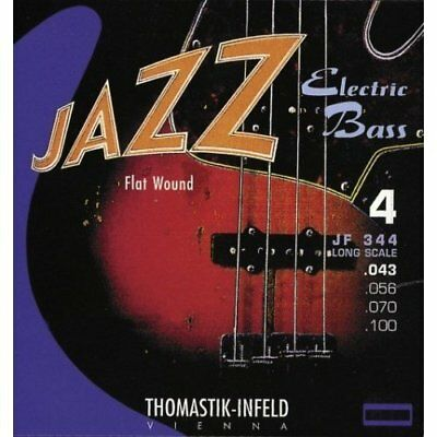 Furattowaundo JAZZ Electric Bass Strings Thomastik JF344 • 70.16£