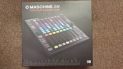 Native Instruments MASCHINE JAM With Software & KOMPLETE 12 SELECT • 199.99£