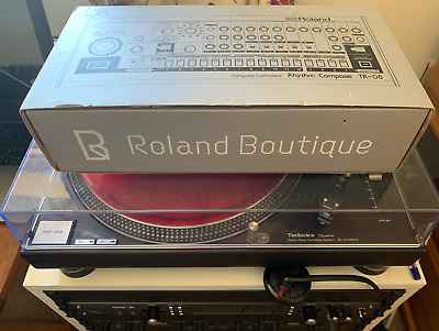 Roland Tr-08 With Cover Mint Condition • 200£