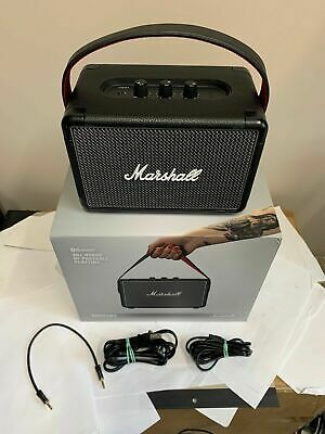 Marshall Kilburn II Portable Bluetooth Speaker Black • 274.50£