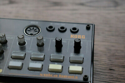 Korg Volca Beats Refurbished Unit Modified With Snare Mod & Volume Mod • 149.99£