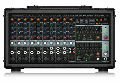 Behringer PMP2000D 2000W 14-Channel Powered M Mixer • 367.21£