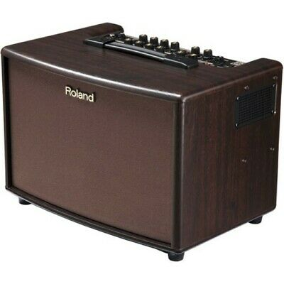Roland AC-60RW 60-Watt 2 X 6.5 Inches Stereo Acoustic Amp - Rosewood • 424.36£