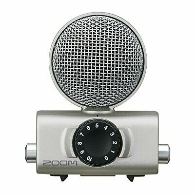 Zoom Zoom Portable Recorder MS Microphone Capsule Microphone H6 / H5 Q8 MSH6 • 82£