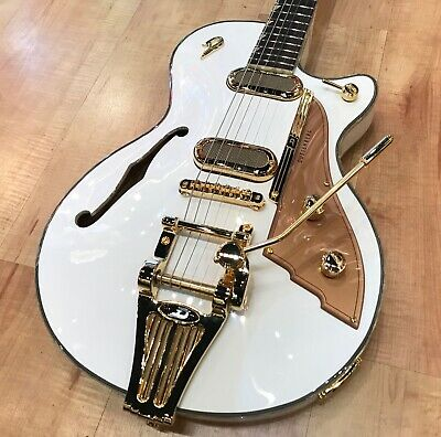 Duesenberg Starplayer TV Phonic Semi-Hollow Electric Guitar Venetian White • 2,194.29£
