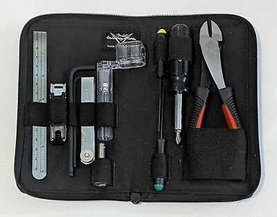 Fender Custom Shop Acoustic And Electric Guitars Tool Kit By CruzTools • 45.12£