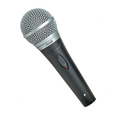 Shure Microphone PGA48-XLR For Vocals And Language