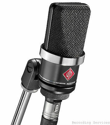 NEUMANN TLM102 New Studio Microphone TLM 102  Authorized Dealer. Full Warranty • 512£