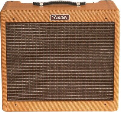 Fender Blues Junior Lacquered Tweed 15W 1X12 Combo Amp, New #B836048 • 471.54£