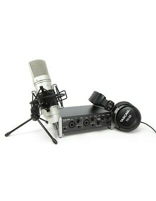 TASCAM US 2x2TP Trackpack 2×2 Pack Di Registration • 186.28£