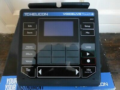 TC-Helicon VoiceLive Touch 2 • 200£