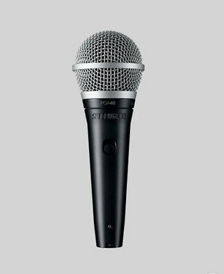 Shure Microphone PGA48-QTR For Vocals And Language