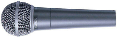 Behringer XM8500 Ultravoice Dynamic Vocal Handheld Microphone 600 Ohm • 26.99£