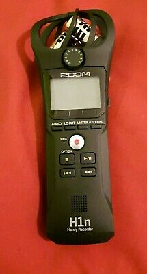 Zoom H1N Portable Digital Recorder • 38£